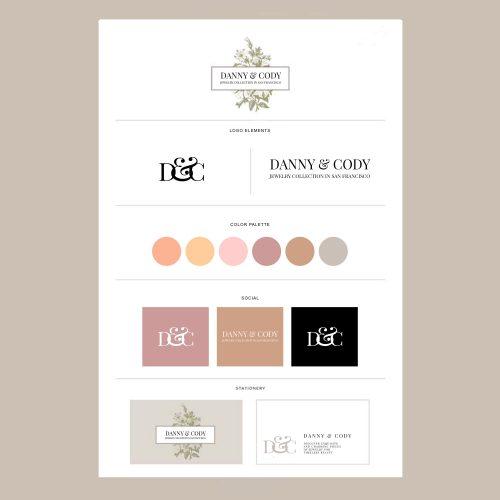 (Graphic & Branding Design) Branding Identity 3