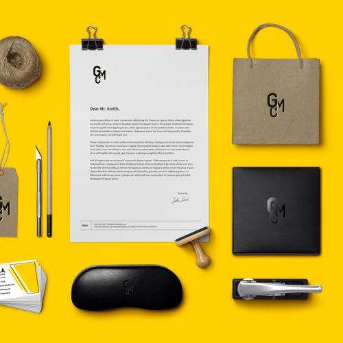 (Graphic & Branding Design) Branding Identity 4