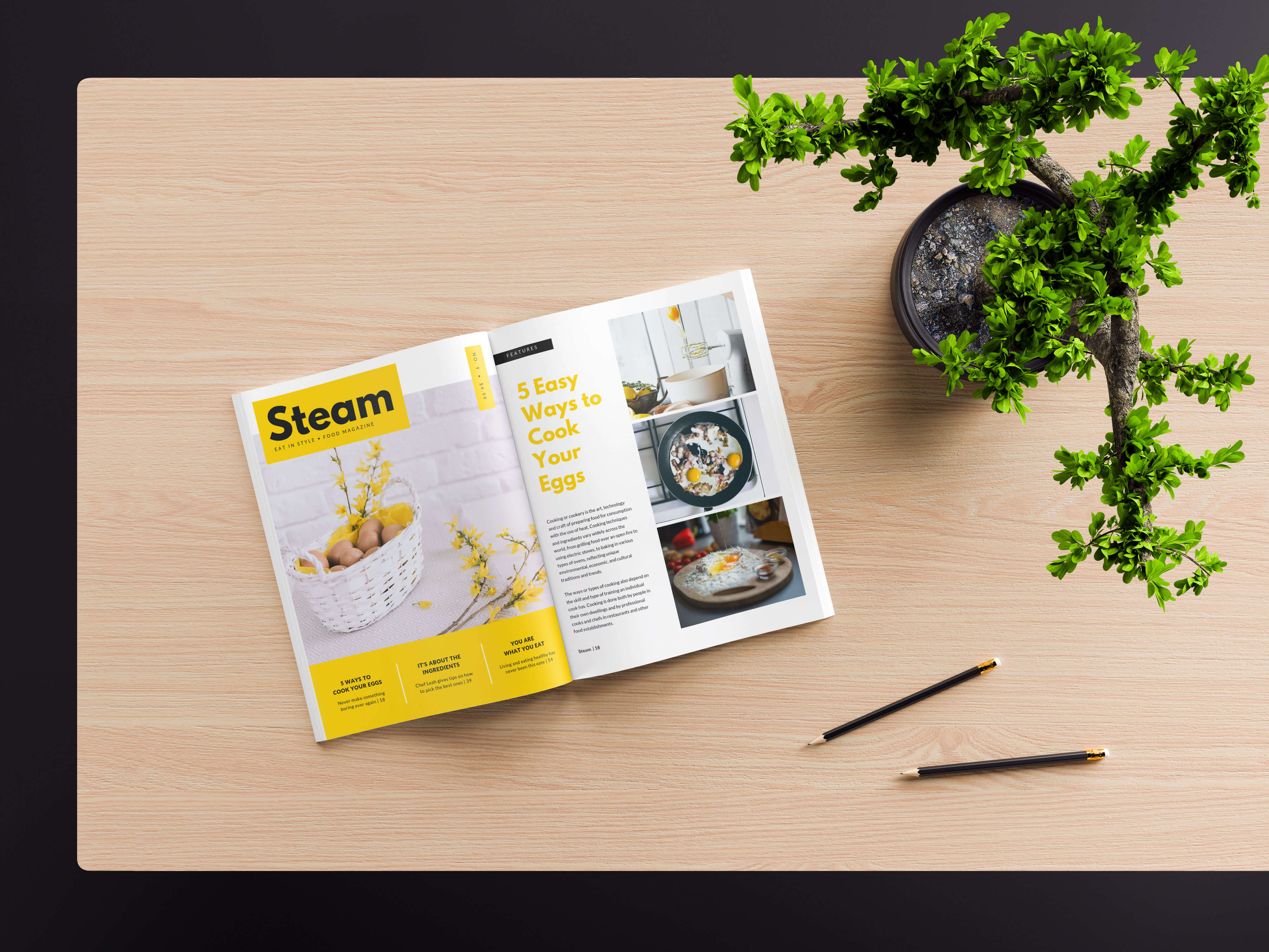 Guerilla Creative Marketing (Graphic & Branding Design) Publications